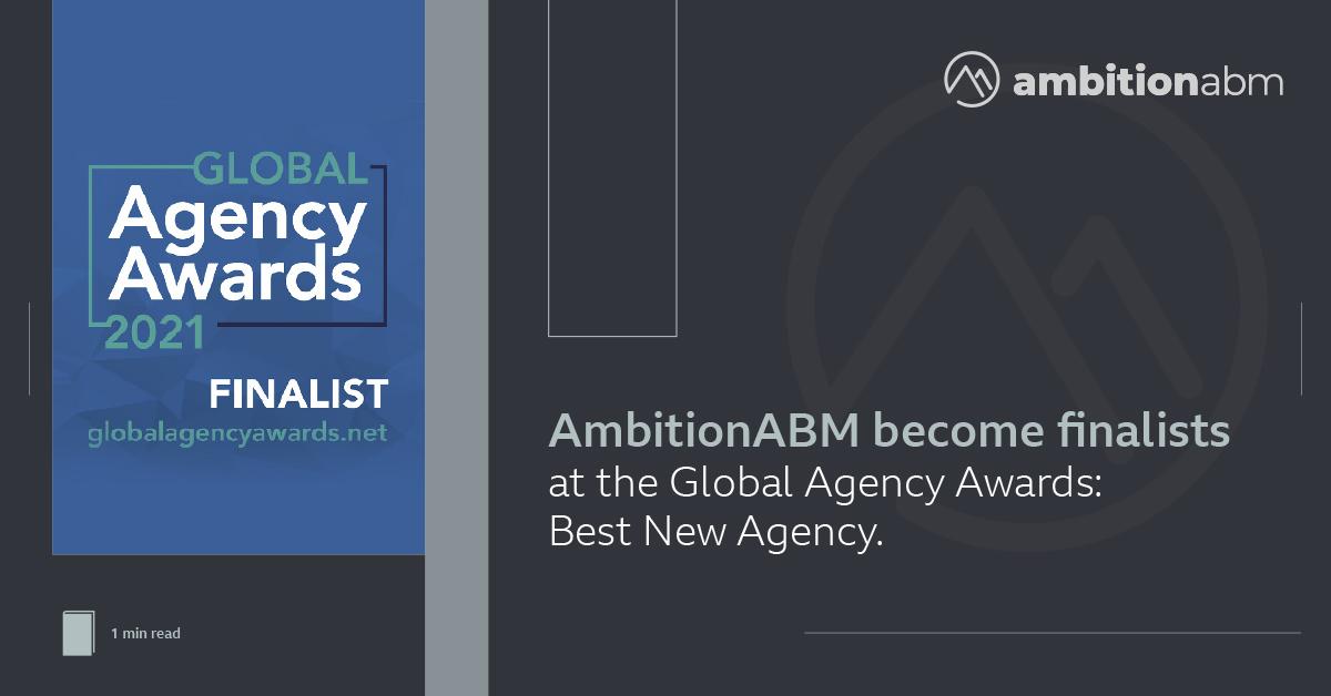Global Agency Awards 2021